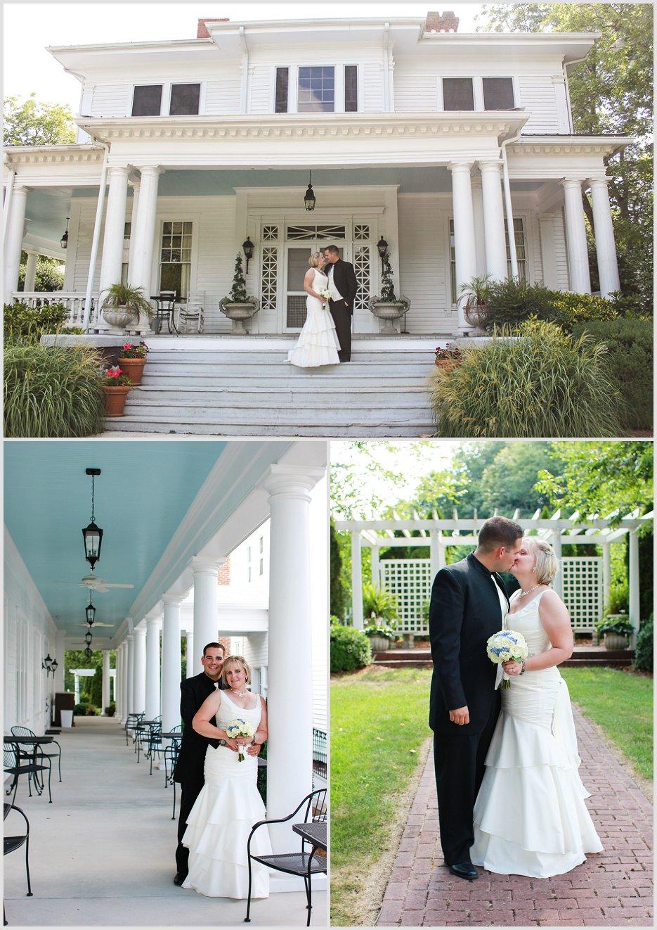 Braselton Stover House Wedding
