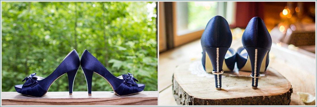 forrest hills resort bridal shoes